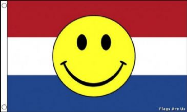 Netherlands Smiley Face